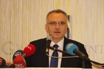 İLKNUR İNCEÖZ - Bakan Ağbal Açıklaması 'Ben Kemal Kılıçdaroğlu'nun Yalanlarını Yalanlamaktan Bıktım'