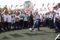 MUSTAFA ELDIVAN - Bakan Osman Aşkın Bak Açıklaması 'Bağcılar Önemli Sportif Tesislere Kavuşuyor'