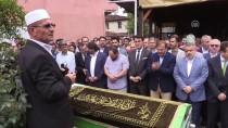 Başbakan Yardımcısı Çavuşoğlu Cenaze Törenine Katıldı