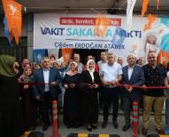 ALI İNCI - Başkan Toçoğlu, AK Parti Seçim İrtibat Bürosu'nun Açılışına Katıldı