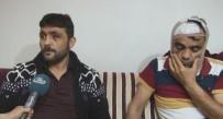 ARBEDE - Başkent'te Terörle Mücadele Gazisine Çirkin Saldırı