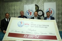 Bayburt'taki Amatör Spor Kulüplerine 85 Bin TL'lik Destek