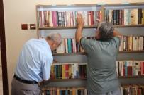 KÜLTÜR SANAT MERKEZİ - Beyşehir'de Bağış Kitaplarından Mini Kütüphane