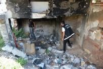 UYUŞTURUCU BAĞIMLILARI - Bin polisle metruk binalarda torbacı avı