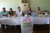 Bozyazı'da Muhtarlara 'İmar Barışı' Anlatıldı