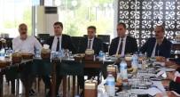 VALILER KARARNAMESI - Burdur 2.OSB Toplantıları İlk Kez Vali Şıldak Başkanlığında Yapıldı