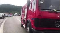 Bursa'da Otobüs Kazası