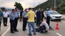 Bursa'da Otomobilin Çarptığı Tarım İşçisi Öldü