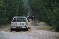 Çan'da Yaşanan Sel Felaketinden Sonra Çalışmalar Başladı