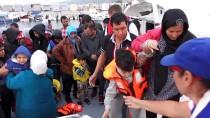 NEPAL - Çanakkale'de 47 Yabancı Uyruklu Yakalandı