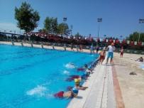 YÜZME KURSU - Çocuklar SODES Projesi İle Havuzla Buluştu