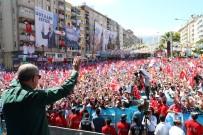ADALET YÜRÜYÜŞÜ - Cumhurbaşkanı Erdoğan Açıklaması 'Kandil'de 35 Kritik Terörist Öldürüldü' (2)