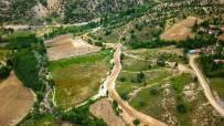 Doğanşehir'de Yol Çalışmaları