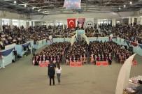 TANER YILDIZ - ERÜ Mühendislik Fakültesi 2. Grup Mezuniyet Töreni Kapsamında 4 Bölümden 500 Öğrenci Mezun Oldu