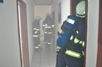 HAVALANDIRMA BOŞLUĞU - Eskişehir'de Yangın Paniği