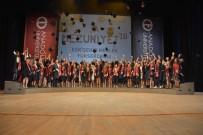 MEZUNIYET - Eskişehir Meslek Yüksekokulu Mezunlarını Uğurladı