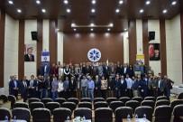 ETÜ'de Eğitim Çalıştayı Düzenlendi