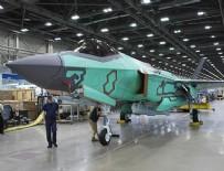 LOCKHEED MARTIN - Türkiye ilk F-35'i teslim aldı