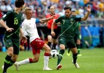 MILE JEDINAK - FIFA Dünya Kupası Açıklaması Danimarka Açıklaması 1 - Avustralya Açıklaması 1