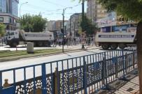 MİTİNG ALANI - Gaziantep'te Erdoğan'ın Mitingi Öncesi Geniş Güvenlik Önlemleri