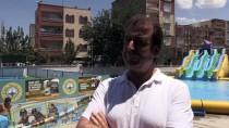 YÜZME KURSU - Görevlendirme Yapılan Belediyeden Çocuklara Yüzme Havuzu