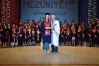 MEZUNIYET - Güzel Sanatlar Fakültesi Mezunlarına Veda Etti