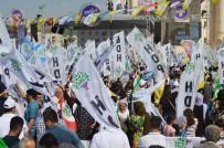 HDP Mardin'de Miting Yaptı