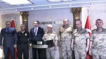 ŞEHİT ANNESİ - Jandarma Genel Komutanı Orgeneral Arif Çetin Gümüşhane'de