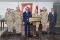 JANDARMA GENEL KOMUTANI - Jandarma Genel Komutanı Orgeneral Çetin, Giresun'da