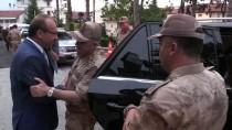 JANDARMA GENEL KOMUTANI - Jandarma Genel Komutanı Orgeneral Çetin Ordu'da