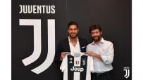 LIVERPOOL - Juventus, Emre Can İle 4 Yıllık Sözleşme İmzaladı