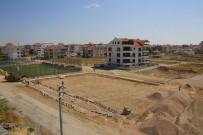 ERTUĞRUL ÇALIŞKAN - Karaman'da Mehmet Bey Mahallesine Yeni Park