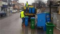 PAZAR ESNAFI - Kartepe'de Son İki Ayda 6 Bin 426 Ton 280 Kilo Evsel Atık Toplandı