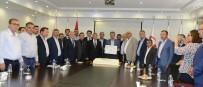KAYSERİ ŞEKER FABRİKASI - Kayseri Şeker, Panpet Şirketi TSE Kalite Belgesi  Aldı