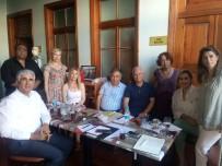 İŞPORTACI - 'Küresel Sokak Ekonomisi' Mersin'de Masaya Yatırıldı