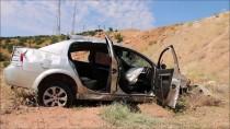 MEHMET KıLıÇ - Malatya'da Otomobil Uçuruma Yuvarlandı Açıklaması 2 Ölü, 1 Yaralı