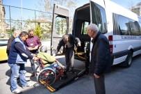 MALTEPE BELEDİYESİ - Maltepe'de Engelliler Sandıklara Ücretsiz Taşınacak