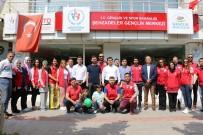 PAİNTBALL - Manisa'daki Gençlik Merkezi Gönüllüleri Piknikte Buluştu