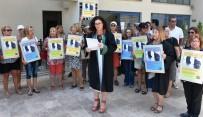 HAYVAN HAKLARı - Marmaris'te Hayvan Severlerden Suç Duyurusu