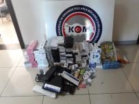 Mersin'de Kaçakçılık Operasyonu Açıklaması 4 Gözaltı