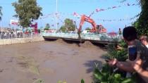 AVNI KULA - Mersin'de Yüksek Kesimlerde Şiddetli Yağış