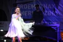 ERDEM KINAY - Merve Özbey Ve Erdem Kınay Kocaeli'yi Salladı