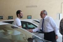 MUSTAFA KALAYCI - MHP Genel Başkan Yardımcısı Mustafa Kalaycı Açıklaması 'Yerli Otomobil İçin En Uygun İl Konya'