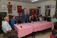 YUSUF ZIYA GÜNAYDıN - MHP'li Günaydın, 'Ülkenin Bekası İçin' Cumhur İttifakı'na Oy İstedi