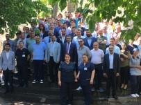 TAŞDELEN - MHP'li Taşdoğan'dan MMT Amerikan Hastanesi'ne Ziyaret