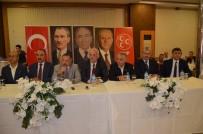 KAZANCı - MHP'liler Kahvaltıda Bir Araya Geldi