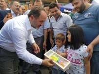 Milletvekili Demir, Pınarbaşı İlçesinde Miting Düzenledi