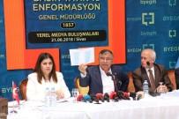 MILLI EĞITIM BAKANı - Milli Eğitim Bakanı İsmet Yılmaz Açıklaması