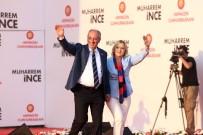 TOPLUM MÜHENDISLIĞI - Muharrem İnce İzmir'de Konuştu