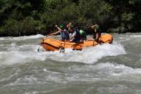 MUNZUR - Munzur Nehri, Uluslararası Rafting Parkuru İlan Edildi